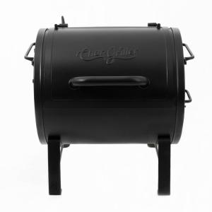 Char Griller Portable Table Top Charcoal Grill Side Fire