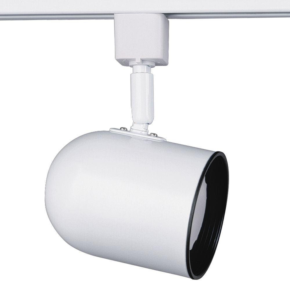 Par 20 White Track Lighting Fixture