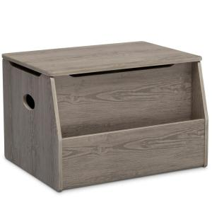 Delta Children Nolan Crafted Limestone Toy Box W101451