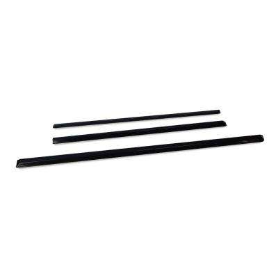 Slide-In Range Trim Kit in Black
