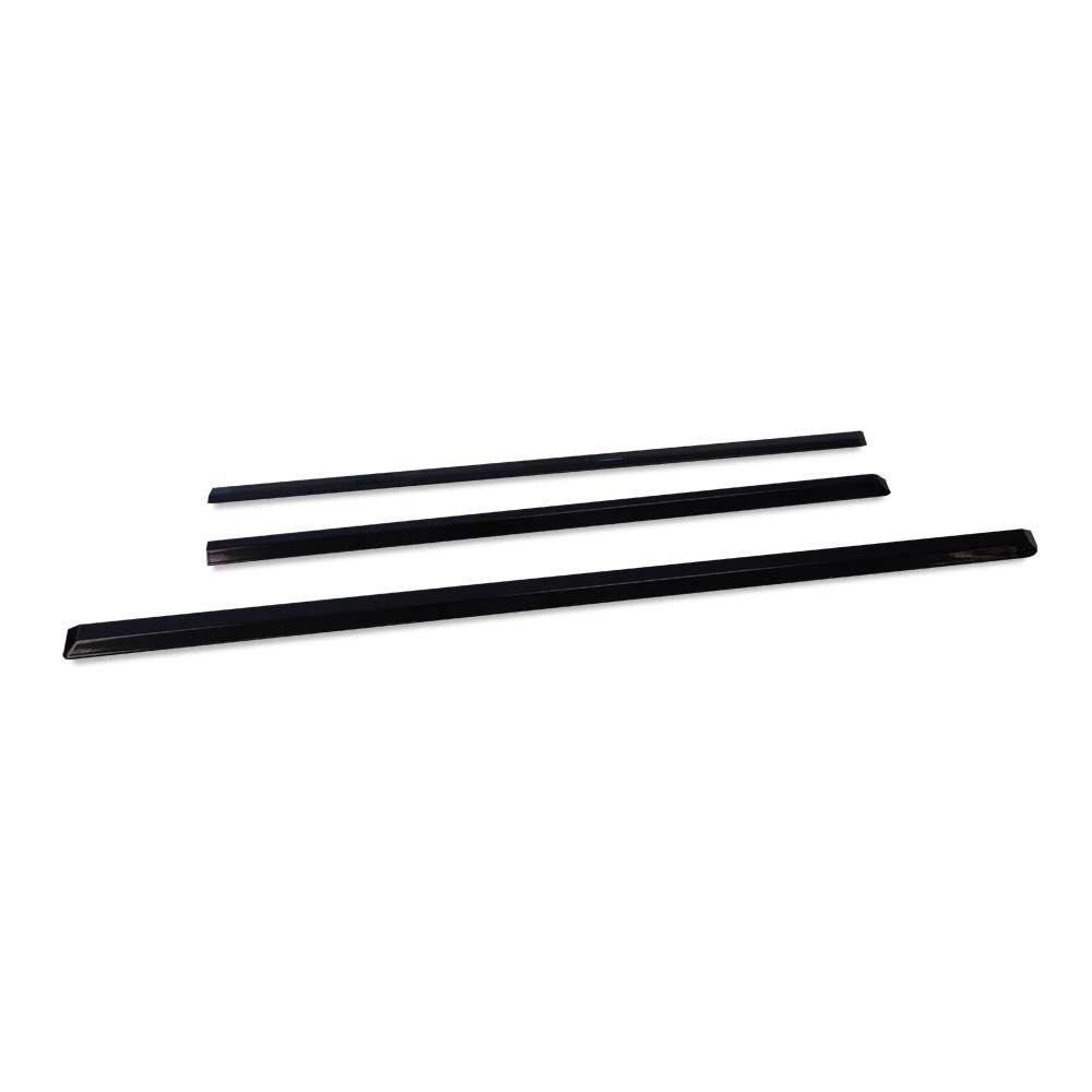 Slide-In Range Trim Kit in Black