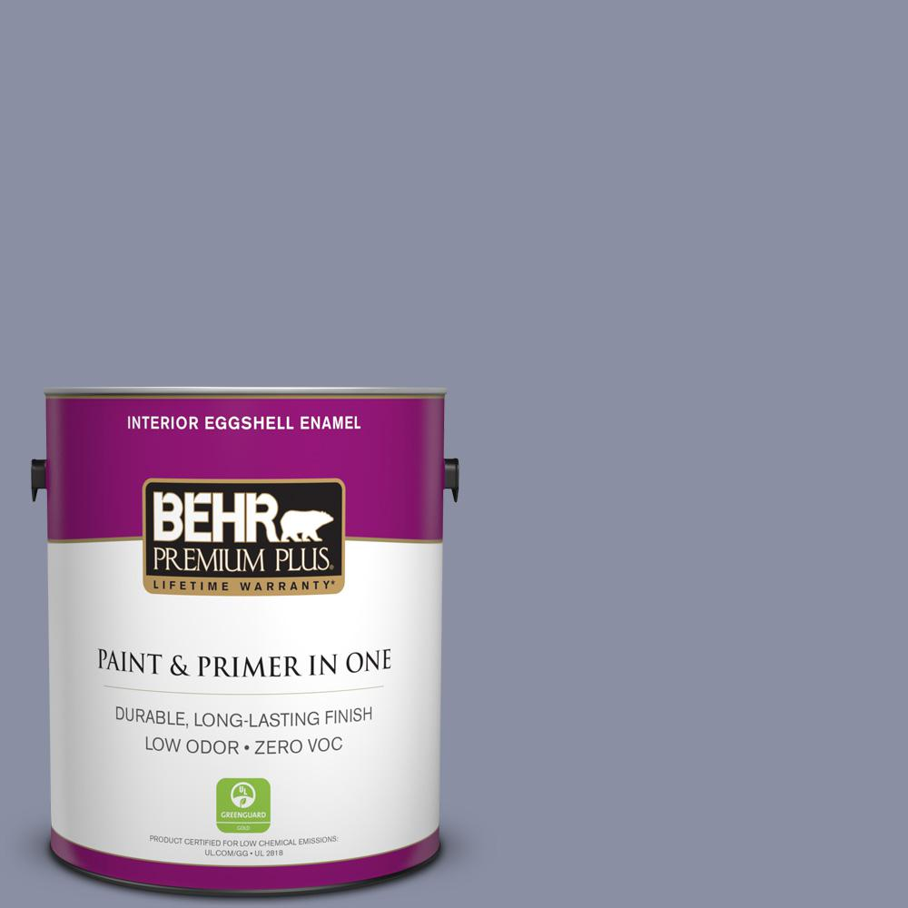 BEHR Premium Plus 1-gal. #S550-4 Camelot Eggshell Enamel Interior Paint