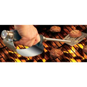 Grill Daddy Heat Shield Stainless Steel Spatula by Grill Daddy