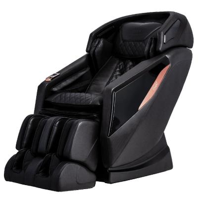 OSAKI OS-PRO Yamato Black Faux Leather Reclining Massage Chair