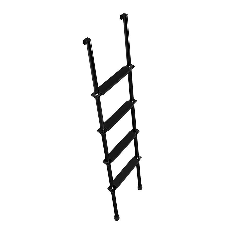 60 in. Black Stromberg-Carlson Bunk Ladder