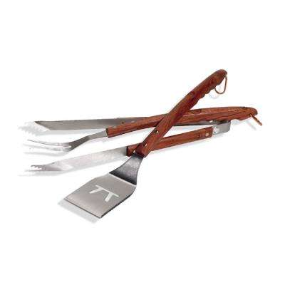 Rosewood 3-Piece Tool Set