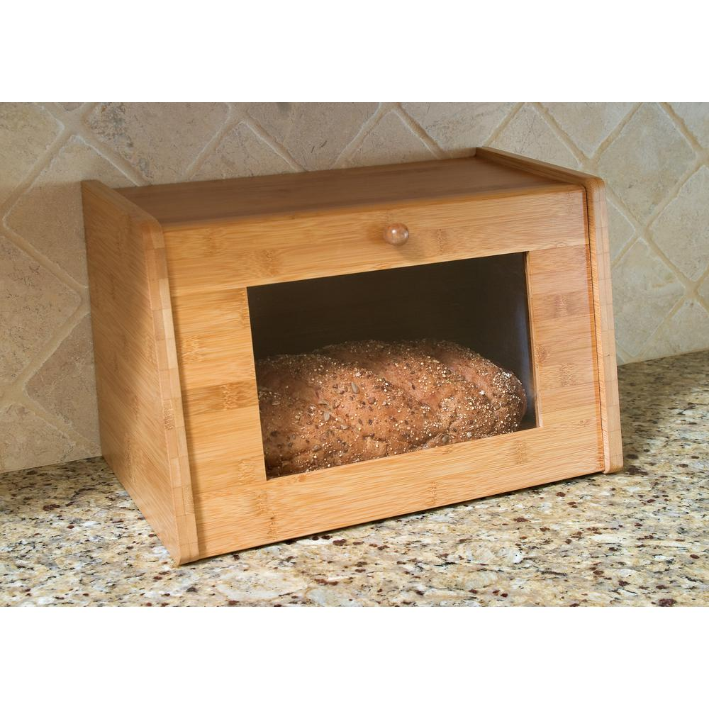 Wonderful Bread Boxes - Countertop Storage - The Home Depot AE69