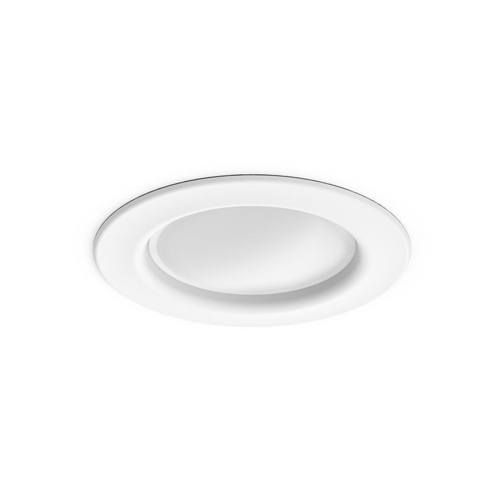 Hue White Ambiance 4in. Dimmable Integrated Smart LED Recessed Kit