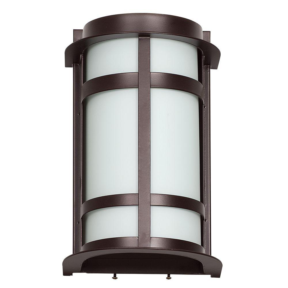 Luminance 1-Light Oil-Bronze Outdoor Lantern