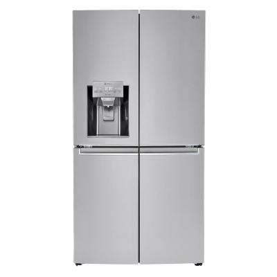 23.0 cu. ft. French Door Refrigerator in Stainless Steel, Counter Depth, ENERGY STAR