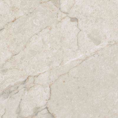 Allure Ultra 12 in. x 23.82 in. Carrara White Luxury Vinyl Tile Flooring (19.8 sq. ft. / case)
