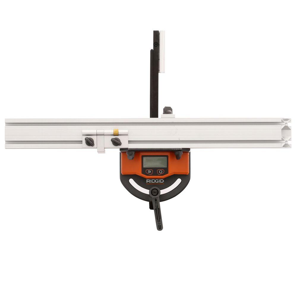 Gauges measuring tools the home depot universal digital miter gauge greentooth Gallery