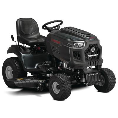 Super Bronco XP 42 in. 547 cc Engine Hydrostatic Drive Gas Riding Lawn Tractor with Mow in Reverse