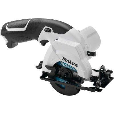 12-Volt MAX Lithium-Ion 3-3/8 in. Cordless Circular Saw (Tool-Only)