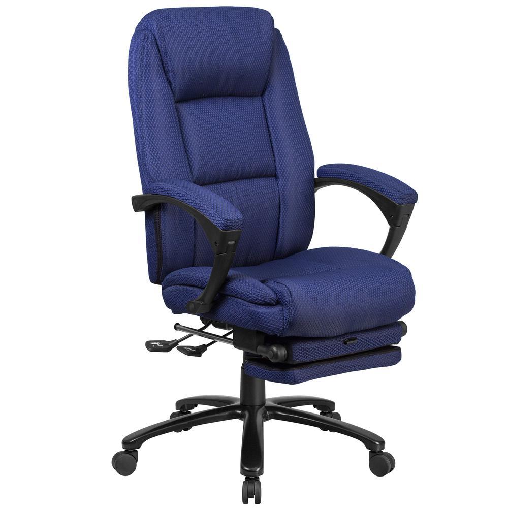 Flash Furniture Blue Office Desk Chair