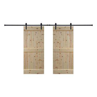 72 X 84 Sliding Doors Interior Closet Doors The Home Depot
