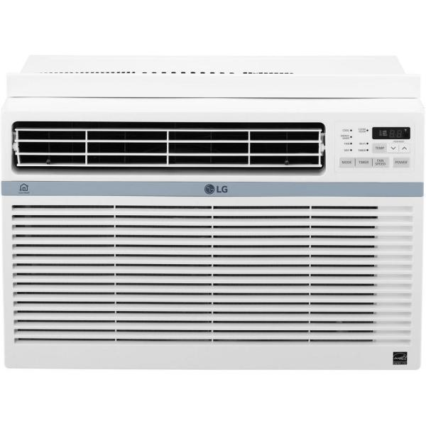 ENERGY STAR 8000 BTU 115-Volt Window Air Conditioner with Wi-Fi Control