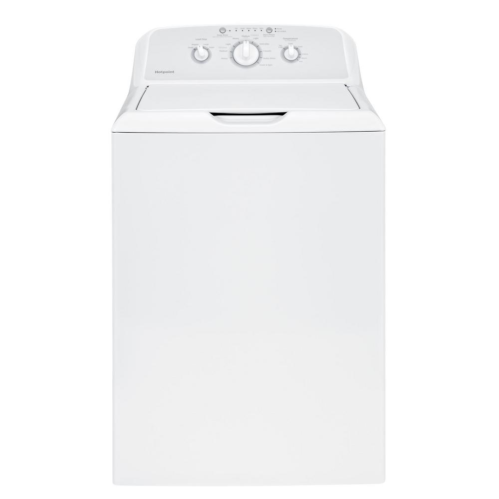 Hotpoint 3.8 cu. ft. White Top Load Washing Machine