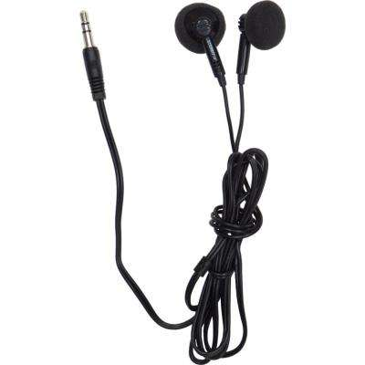 Earbuds Ultra Lightweight - Black