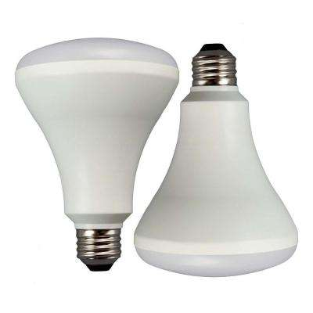 65W Equivalent Soft White E26 LED Dimmable Light Bulb (2-Pack)