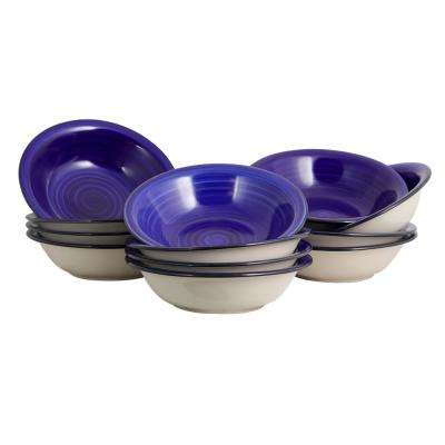 Color Vibes Blue Bowl (Set of 12)