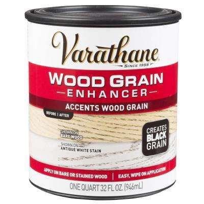 1 qt. Black Wood Grain Enhancer (2-Pack)