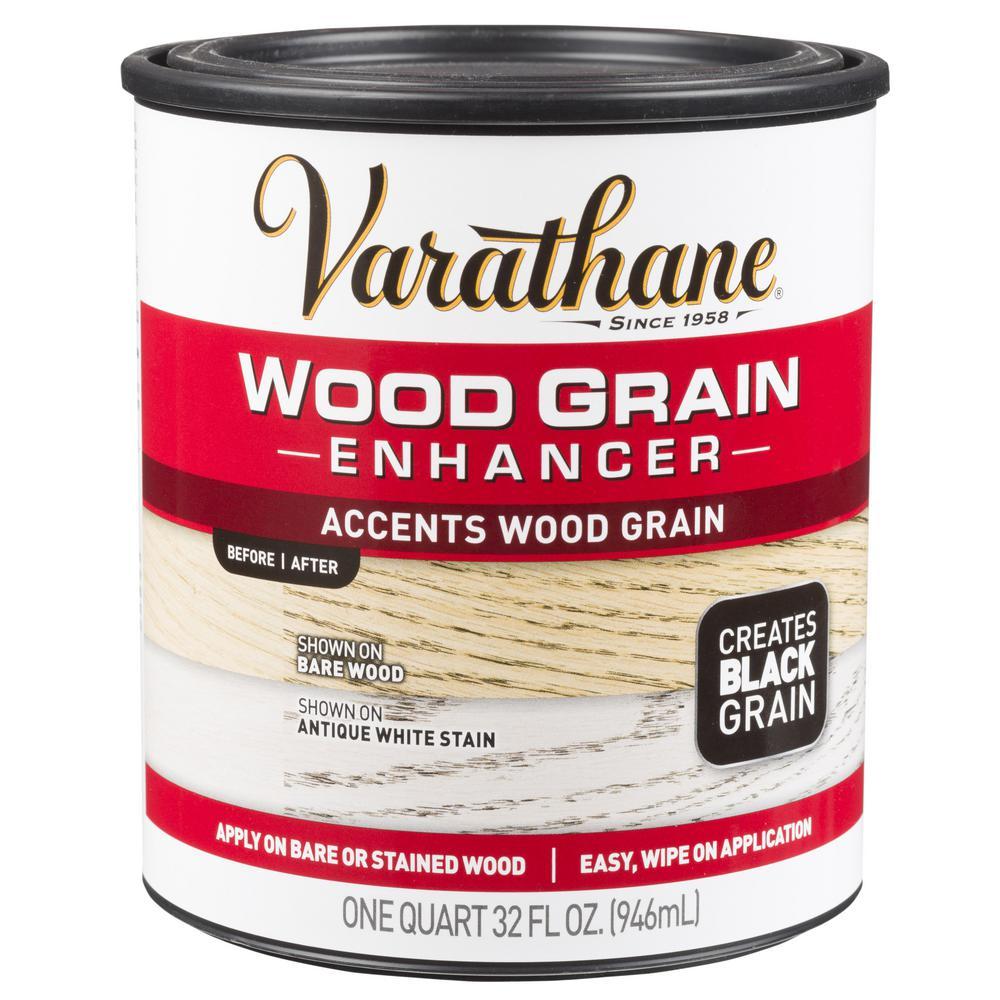1 qt. Black Wood Grain Enhancer (2-Pack)