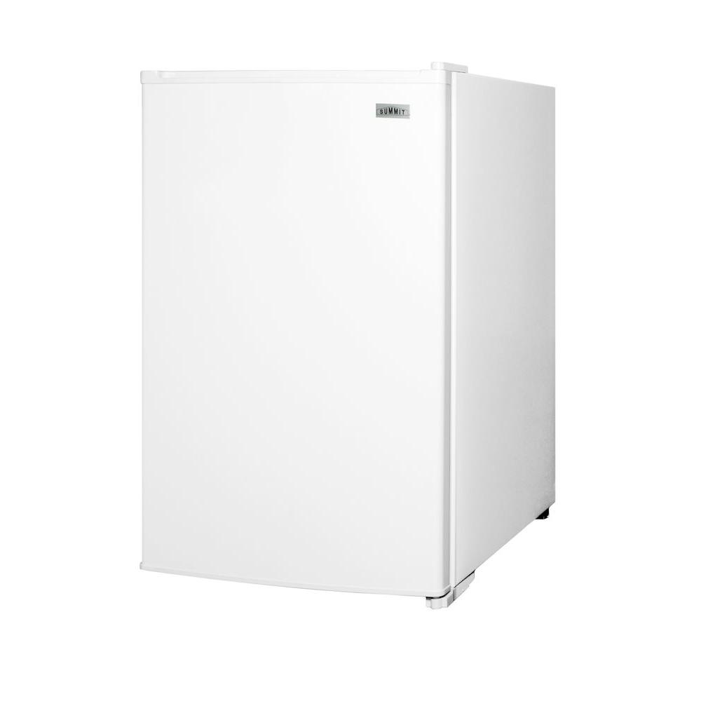 Summit Appliance 5.0 cu. ft. Upright Freezer in White