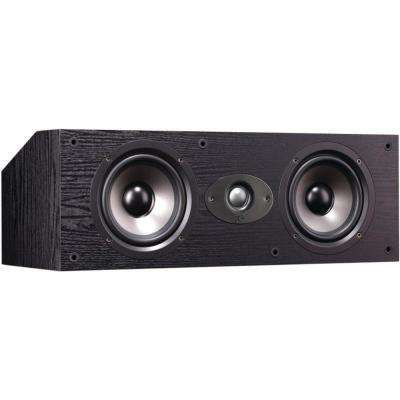 5-1/4 in. Center Speaker - Black