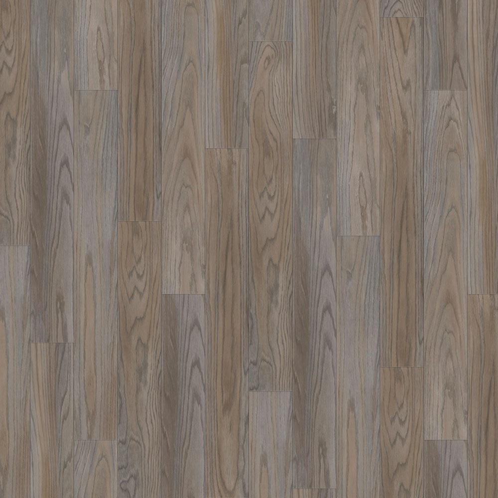 Grey Waters 6 in. x 48 in. click Rigid Luxury Vinyl Plank Flooring (25.92 sq. ft. / case)