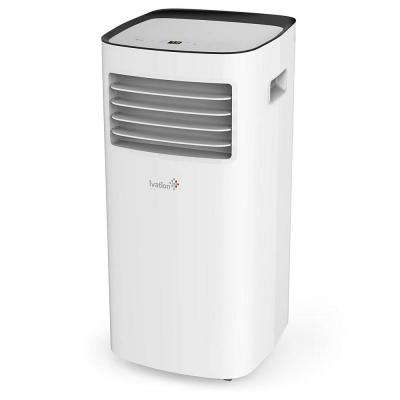 10,000 BTU Portable Air Conditioner w/Remote Control, Digital Display and Multi-Mode Function - 400 Sq/Ft Coverage
