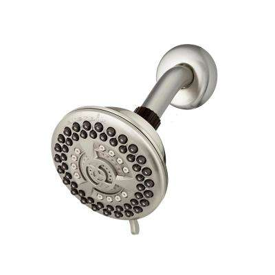 Torrent 9-Spray 4.5 in. Showerhead in Brushed Nickel