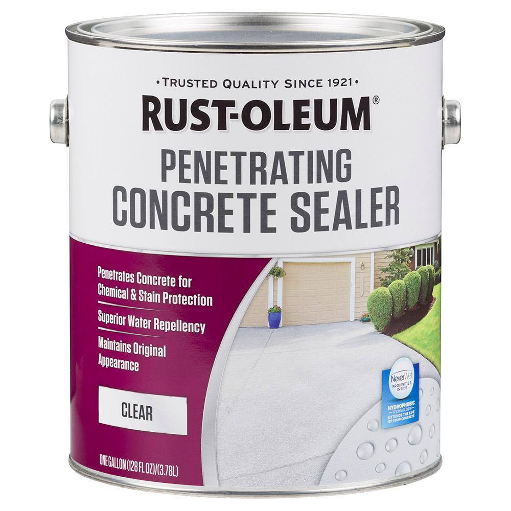 1 gal. Penetrating Concrete Sealer (Case of 2)