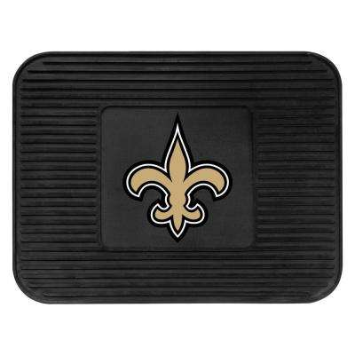 New Orleans Saints 14 in. x 17 in. Utility Mat