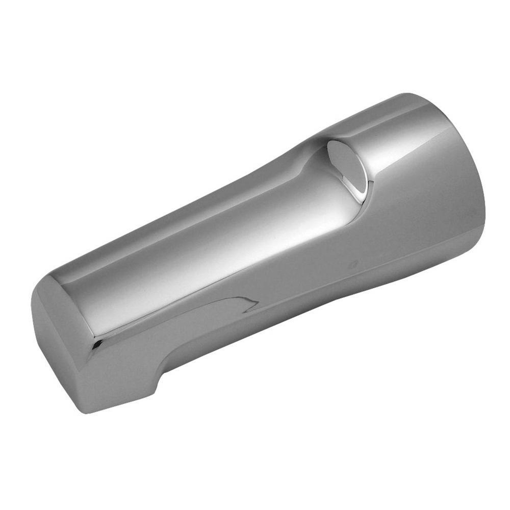 PVD Satin Nickel BrassCraft SWD0449 D Mixet Tub Filler Spout