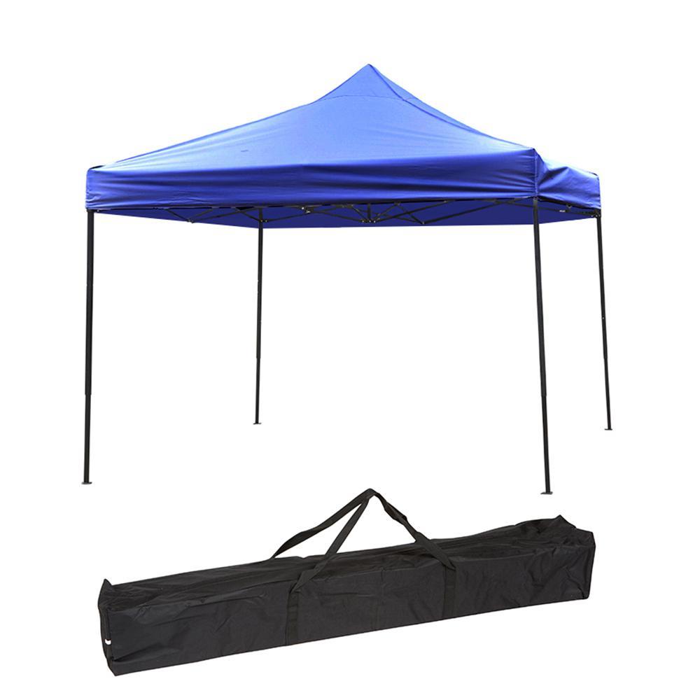 Trademark Innovations 10 ft. x 10 ft. Blue Lightweight an...