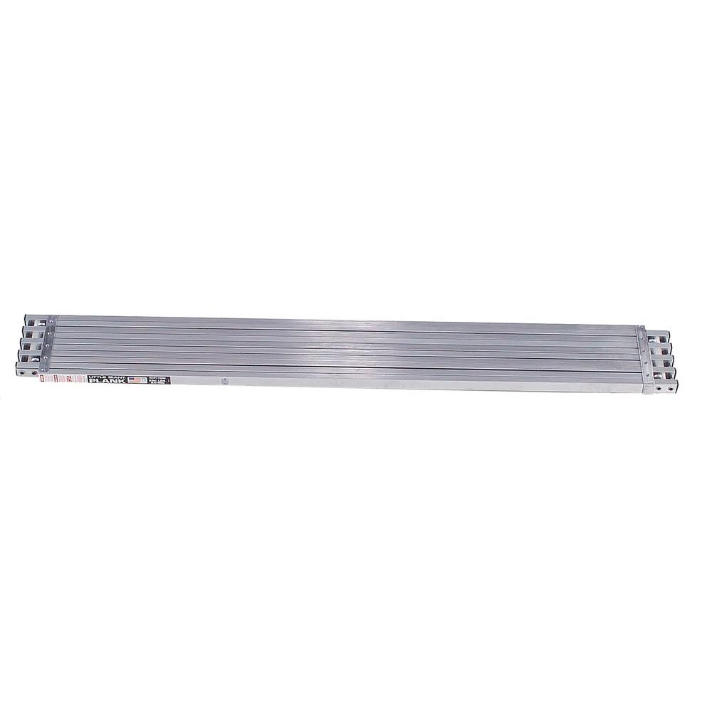 8 ft-13 ft. Aluminum Telescoping Work Plank
