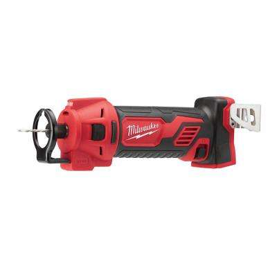 M18 18-Volt Lithium-Ion Cordless Dyrwall Cut Out Tool (Tool-Only)
