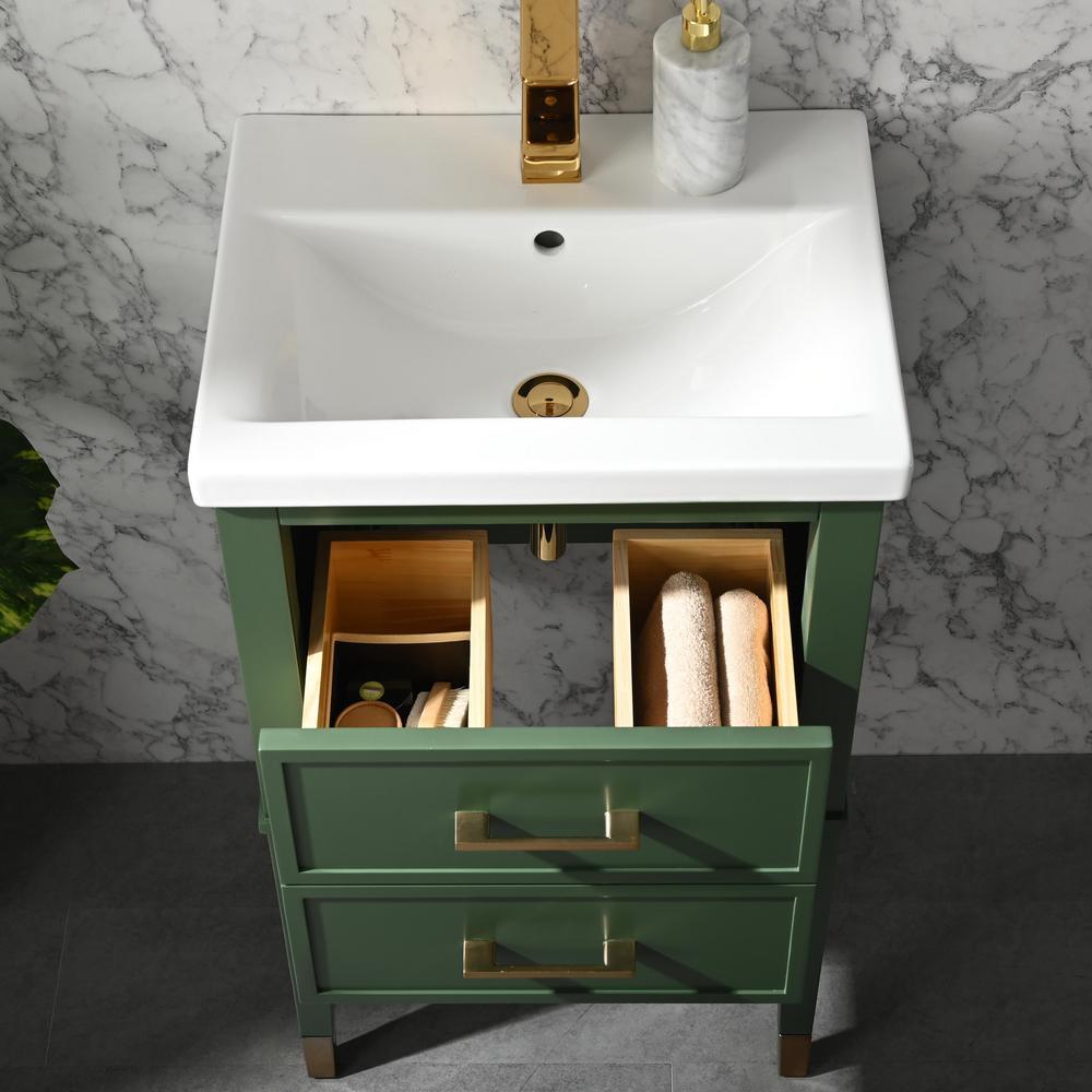 Porcelain Bathroom Vanity Sink Artcomcrea