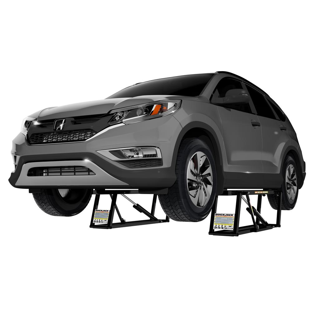 Quick Jack Portable Vehicle Lifting System 7,000 lbs ...