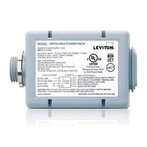 20 amp power pack for occupancy sensors auto on manual on