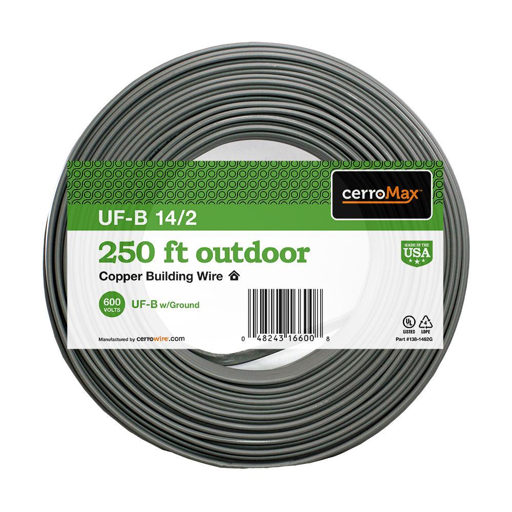 250 ft. 14/2 UF-B Wire