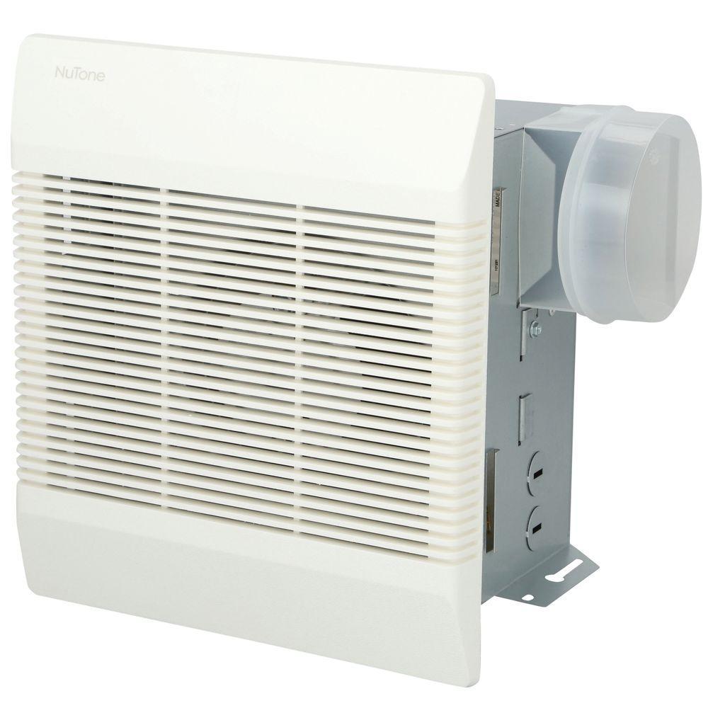 Marvellous Nutone Polymeric Bathroom Fan Shop Nutone: NuTone 110 CFM Ceiling Exhaust Fan-8814R