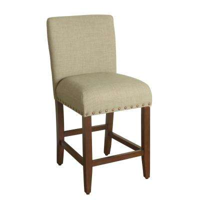 Upholstered 24 in. Sand Bar Stool