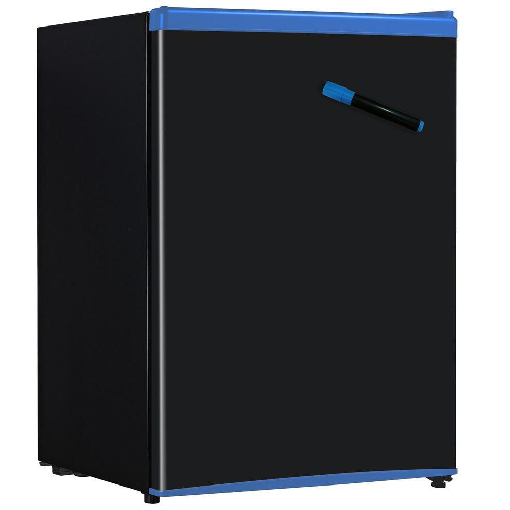 SPT 2.6 cu. ft. Mini Refrigerator in Blue