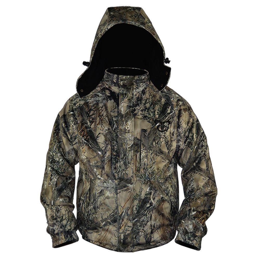 Men's Medium Camouflage Insulated Jacket