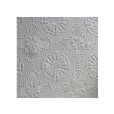 56.4 sq. ft. Alexander Paintable Supaglypta Wallpaper