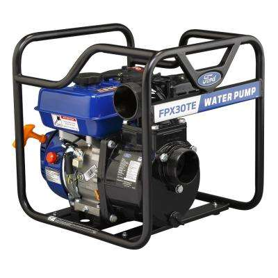 7 HP Gas Powered 3 in. Trash Water Pump