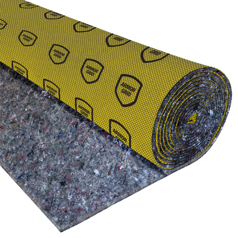 32 in. W x 25 ft. L Temporary Protective Floor Covering