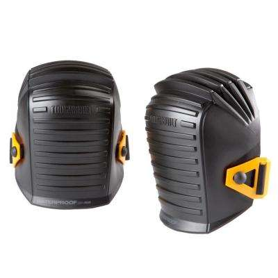 Black Waterproof Knee Pads